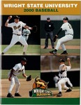 Wright State University Baseball Media Guide 2000