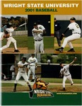 Wright State University Baseball Media Guide 2001