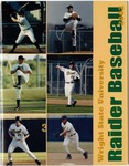 Wright State University Baseball Media Guide 2002