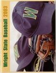 Wright State University Baseball Media Guide 2003