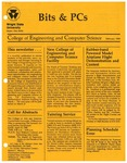 Wright State University College of Engineering and Computer Science Bits and PCs newsletter, February 1989