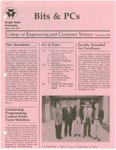 Wright State University College of Engineering and Computer Science Bits and PCs newsletter, September 1989 by Wright State University College of Engineering and Computer Science