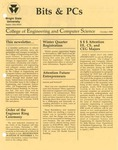 Wright State University College of Engineering and Computer Science Bits and PCs newsletter, October 1989