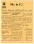 Wright State University College of Engineering and Computer Science Bits and PCs newsletter, January 1990