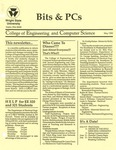 Wright State University College of Engineering and Computer Science Bits and PCs newsletter, May 1990