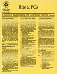 Wright State University College of Engineering and Computer Science Bits and PCs newsletter, October 1990 by Wright State University College of Engineering and Computer Science