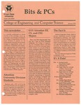 Wright State University College of Engineering and Computer Science Bits and PCs newsletter, January 1991