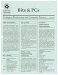Wright State University College of Engineering and Computer Science Bits and PCs newsletter, March 1991 by Wright State University College of Engineering and Computer Science