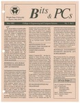 Wright State University College of Engineering and Computer Science Bits and PCs newsletter, May 1991