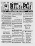 Wright State University College of Engineering and Computer Science Bits and PCs newsletter, Volume 8, Number 3, March 1992