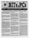 Wright State University College of Engineering and Computer Science Bits and PCs newsletter, Volume 9, Number 2, February 1993