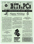 Wright State University College of Engineering and Computer Science Bits and PCs newsletter, Volume 10, Number 10, December 1994 by Wright State University College of Engineering and Computer Science