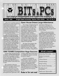 Wright State University College of Engineering and Computer Science Bits and PCs newsletter, Volume 12, Number 3, March 1996 by Wright State University College of Engineering and Computer Science
