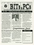 Wright State University College of Engineering and Computer Science Bits and PCs newsletter, Volume 12, Number 4, April 1996