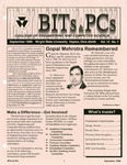 Wright State University College of Engineering and Computer Science Bits and PCs newsletter, Volume 12, Number 7, September 1996 by Wright State University College of Engineering and Computer Science