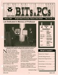 Wright State University College of Engineering and Computer Science Bits and PCs newsletter, Volume 13, Number 3, March 1997