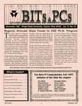 Wright State University College of Engineering and Computer Science Bits and PCs newsletter, Volume 13, Number 10, December 1997