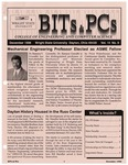 Wright State University College of Engineering and Computer Science Bits and PCs newsletter, Volume 14, Number 9, December 1998