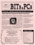 Wright State University College of Engineering and Computer Science Bits and PCs newsletter, Volume 15, Number 2, February 1999
