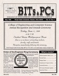 Wright State University College of Engineering and Computer Science Bits and PCs newsletter, Volume 15, Number 5, May 1999