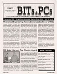 Wright State University College of Engineering and Computer Science Bits and PCs newsletter, Volume 15, Number 9, November 1999