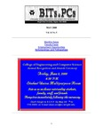 Wright State University College of Engineering and Computer Science Bits and PCs newsletter, Volume 16, Number 5, May 2000