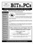 Wright State University College of Engineering and Computer Science Bits and PCs newsletter, Volume 17, Number 8, May 2001