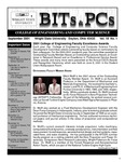 Wright State University College of Engineering and Computer Science Bits and PCs newsletter, Volume 18, Number 1, September 2001