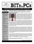Wright State University College of Engineering and Computer Science Bits and PCs newsletter, Volume 18, Number 2, October 2001
