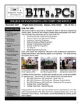 Wright State University College of Engineering and Computer Science Bits and PCs newsletter, Volume 18, Number 3, November 2001