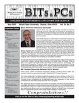 Wright State University College of Engineering and Computer Science Bits and PCs newsletter, Volume 19, Number 7, May 2003
