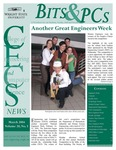 Wright State University College of Engineering and Computer Science Bits and PCs newsletter, Volume 20, Number 5, March 2004