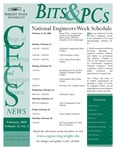 Wright State University College of Engineering and Computer Science Bits and PCs newsletter, Volume 21, Number 5, February 2005 by Wright State University College of Engineering and Computer Science