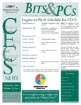 Wright State University College of Engineering and Computer Science Bits and PCs newsletter, Volume 22, Number 5, February 2006