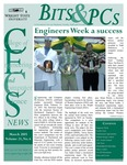 Wright State University College of Engineering and Computer Science Bits and PCs newsletter, Volume 21, Number 6, March 2005 by Wright State University College of Engineering and Computer Science
