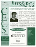 Wright State University College of Engineering and Computer Science Bits and PCs newsletter, Volume 22, Number 4, January 2006 by Wright State University College of Engineering and Computer Science