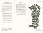 Bolinga - Spring '71