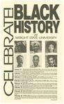 Celebrate! Black History Month at Wright State University