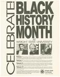 Celebrate! Black History Month at Wright State University by Bolinga Cultural Resources Center