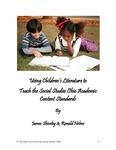 Using Children's Literature to Teach the Social Studies Ohio Academic Content Standards