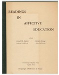 Readings in Affective Education by Ronald G. Helms Ph.D. and Gerald G. Strong