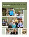 Wright State University College of Education and Human Services Annual Report, July 1, 2006-June 30, 2007 by College of Education and Human Services