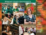 College of Education and Human Services 2013-2014 Annual Report by College of Education and Human Services