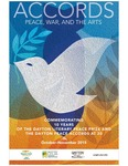 Accords: Peace, War, and the Arts - Graphic Poster