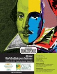 Encountering Shakespeare - Conference Flyer