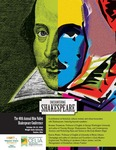 Encountering Shakespeare - Flyer