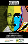 Encountering Shakespeare - Program