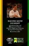 Maestro Keith Lockhart Residency Program