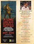 Maestro Keith Lockhart Distinguished Visiting Artist Poster