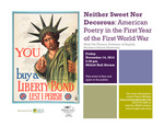 Neither Sweet Nor Decorous Flyer